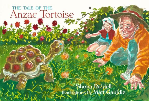 Anzac Tortoise cvr